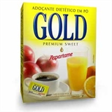 Adoçante Gold Aspartame 50 Envelopes