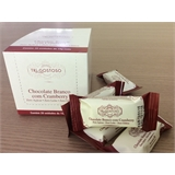 Chocolate Tri-Gostoso- Branco com Cranberry Display 20x15g