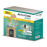 Accu-Chek Active Kit + 50 tiras