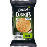 Cookies Sabor Coco Belive Be Free 2x40g
