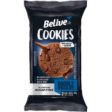 Cookies Double Chocolate Belive Be Free 2x40g