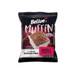 Muffin Double Chocolate Belive Be Free 2x40g