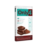 Chocolate Gourmet Only4- Puro Cacau Display 6x80g