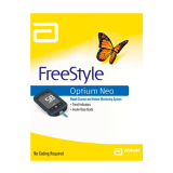 Freestyle Optium Neo Monitor de Glicemia e Cetona
