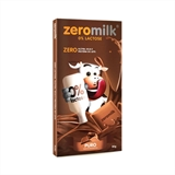 Chocolate Zeromilk Puro- 0% Lactose Display 6x80g